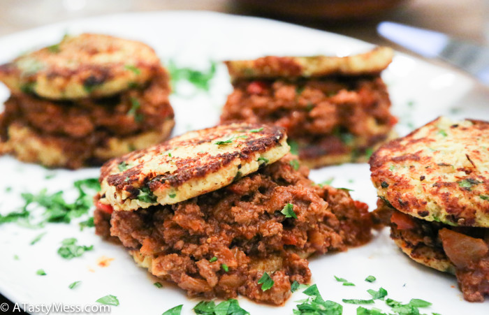 Healthier Sloppy Joes via ATastyMess.com (101 of 1)