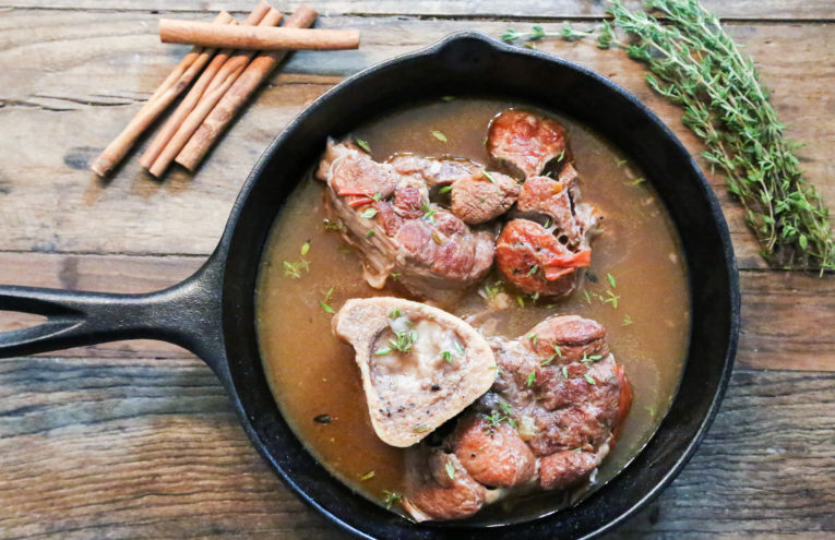 The Best Lamb & Veal Osso Bucco