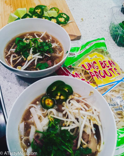 The Best Slow Cooker Pho via ATastyMess.com-0724