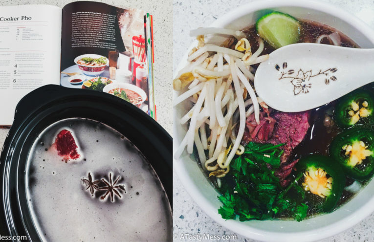 The Best Slow Cooker Pho From Lucky Peach Cookbook