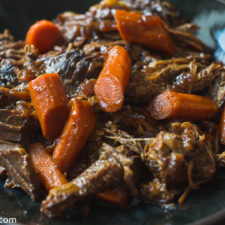 Best Ever Beef Brisket in the Pressure Cooker